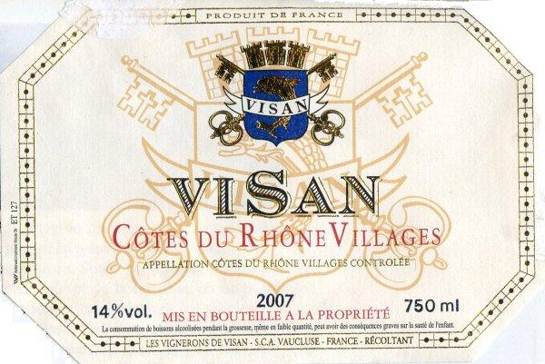 Blason de Côtes du Rhône