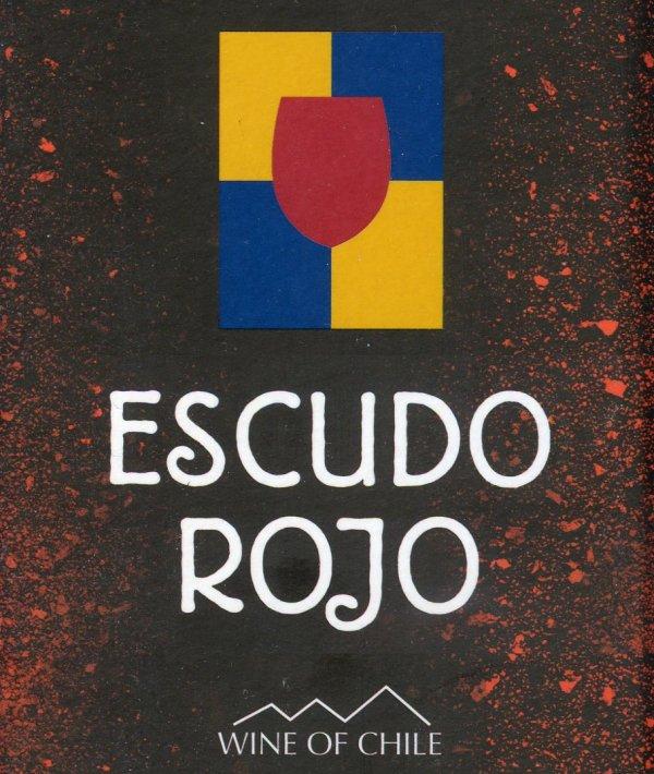 Blaso Escudo Rojo, Vin du Chili