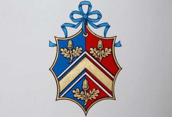 Blason Kate Middleton