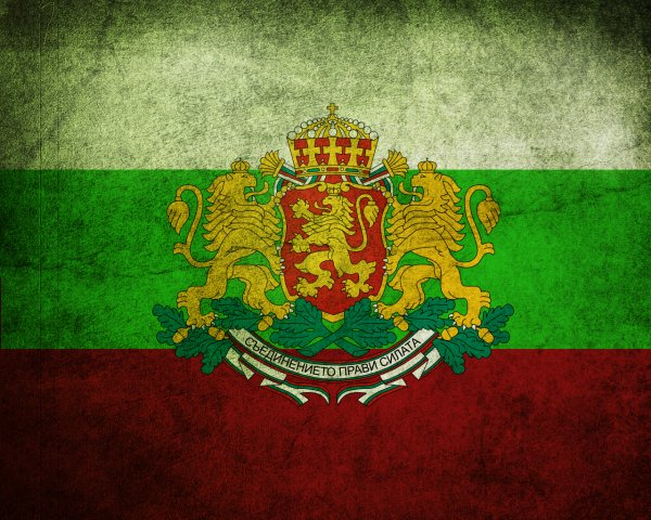 Drapeau de la Bulgarie