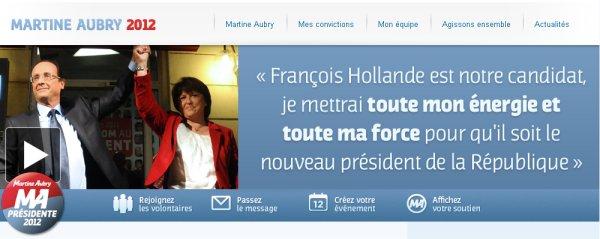 Martine Aubry