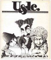U&lc - Upper & lower case