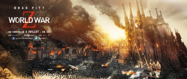 Barcelone, World War Z