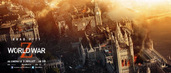 Londres, World War Z
