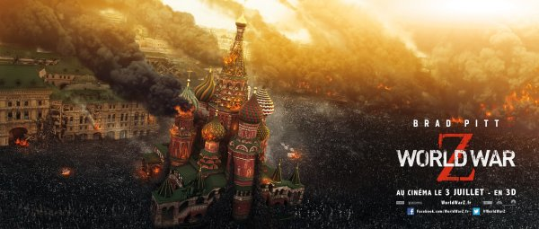 Moscou, World War Z