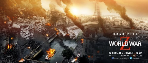 Paris, World War Z