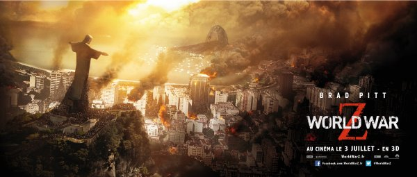 Rio, World War Z