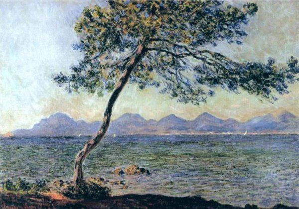 Antibes, Claude Monet (1888)