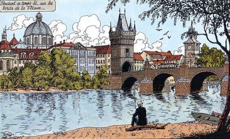 Pont charles victor sackville s 39 organise for Le jardin wallenstein