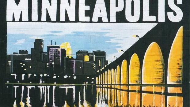 Greetings from Minneapolis
